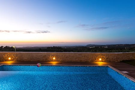 Gorgeous Villa Georgio - Rethymno - Villa