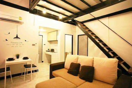 Loft Room near DMK Airport - Pak Kret - House