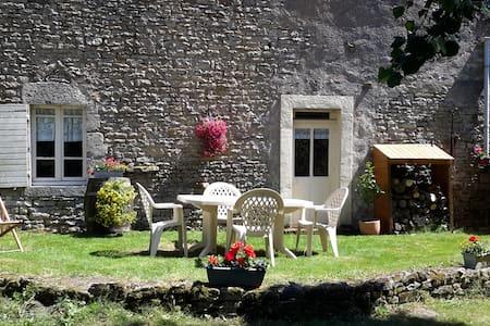Gîte la Calèche - Charmante maison en pierre - Maison