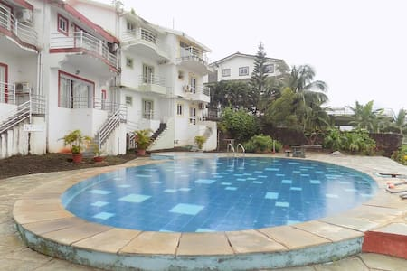 Beautiful Studio Apt With OceanView In Nerul CM070 - Nerul