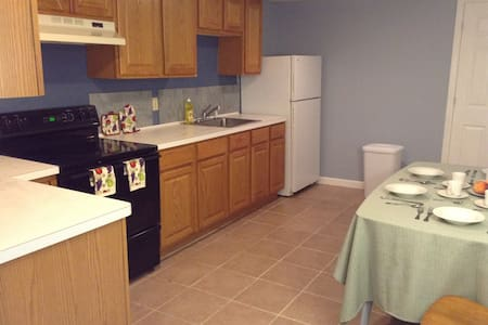 Apartment in great location, suburban. - Casa