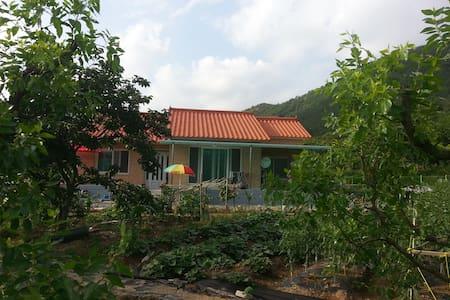 자미산 전원주택