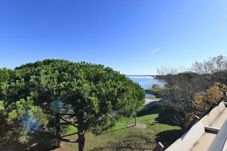 Appt.T3 - Plages, Piscine, Parking - La Grande-Motte - Apartemen