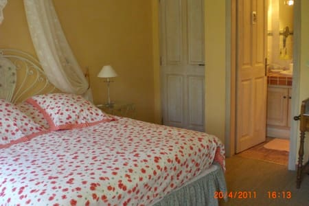 room ROSE DE SABLES - B&B French R. - Grasse - Bed & Breakfast