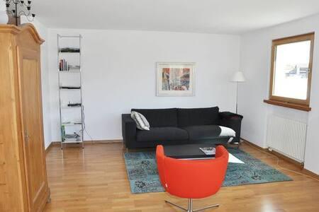 3 1/2 Zimmer-Ferienwohnung in Ftan im Engadin - Condominium
