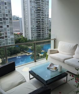 Nice appartment in shophouse condo - Wohnung