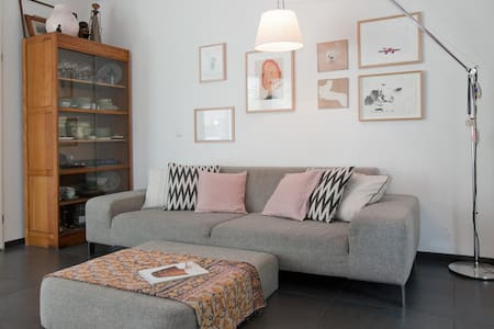 LOVELY house. with roof terrace and garden! - Amsterdam - Apartment