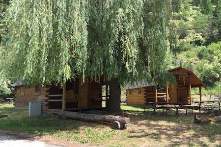 Rustic Cabin #4 by Lake Cd'A - Coeur d'Alene