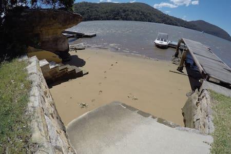 Cubba Cubba - Riverfront Getaway - Berowra Creek