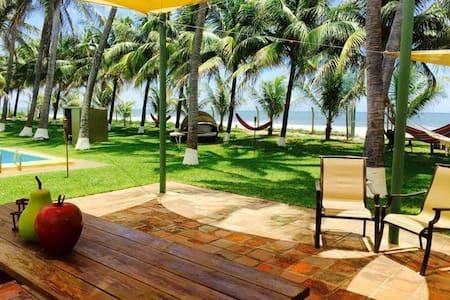 Amatecampo Beach House El Salvador - amatecampo - Huis