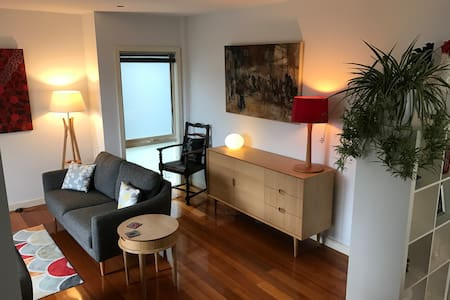 Private room & bathroom in modern townhouse - Balaclava - Townhouse
