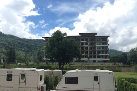 Ban Khao Yai Condominium - Apartment