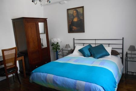 Double room in B&B Maison Bergoun - Bed & Breakfast