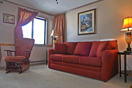 Ski/Bike In-Out 1BR 1BA Condo ML242 - Apartamento