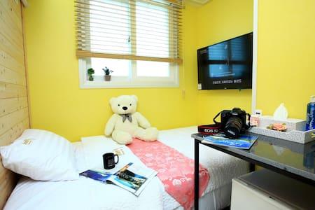 INN경주 게스트호텔(Guest Room 1 / Super Single Bed) - ゲストハウス