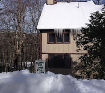 Tree House Mountain Condo, cute & quiet, location - Sugar Mountain - Condomínio