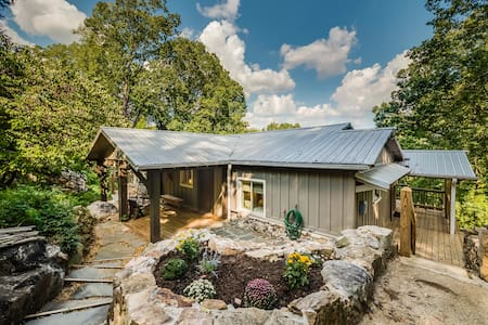 THE NEST, 1 mile from Ruby Falls, 4 miles to Downt - Chattanooga - Cabaña