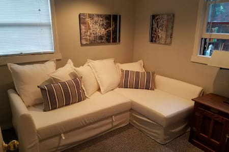 Cozy and private Bed & Bathroom - San Leandro