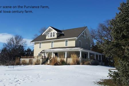 Purviance Farm - Hus