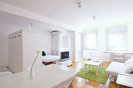 miu arena apartment - Belgrad