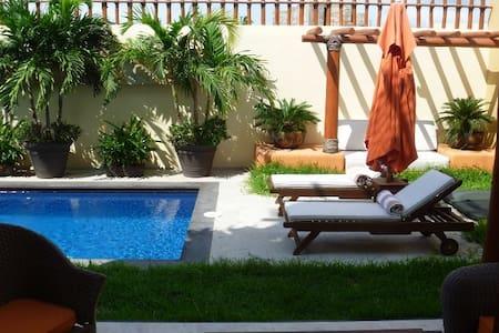 Villa B Nayar 115 gated community & Beach Club - Nuevo Vallarta - Villa