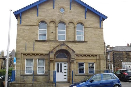 The Old School House, superb 2 bed apartment - Huoneisto