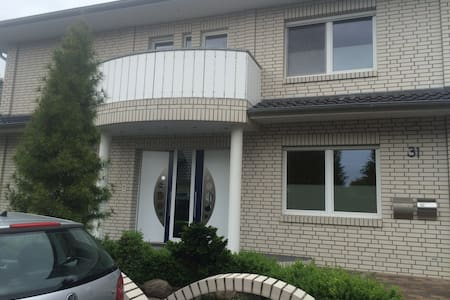 2 Zimmer Wohnung mit Garage - Dinklage - Appartement
