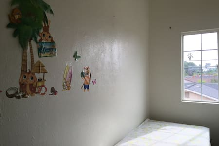 K11 almost private BEdroom - San Jose - House