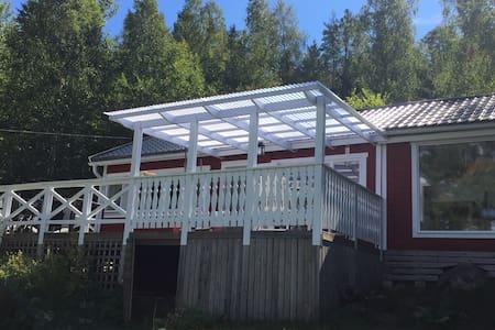 Fantastisk stuga i Näs/Grödinge - Cabin