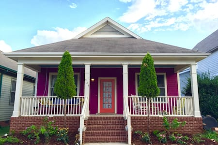 Southside Musicians House - Chattanooga - Haus