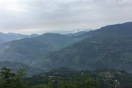 Home stay in Pelling - Pelling City - Huis