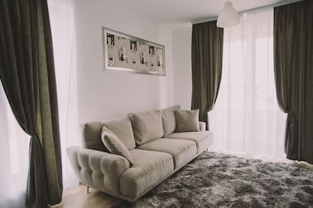 Apartment Ambiance Lux 1 Bedroom - Brașov - Leilighet