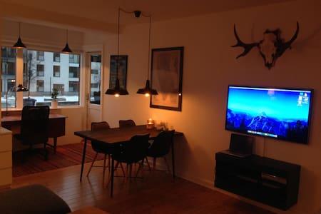 Fantastic CPH 2-roomer w/balcony - København - Leilighet