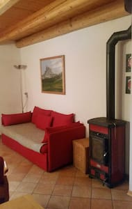 """Villa Clelia """"Appartamento A"""" DolomiTiAmo - San Vito di Cadore"""