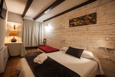 Habitación Vall de Boí. Rústica y acogedora - Lleida - Andre