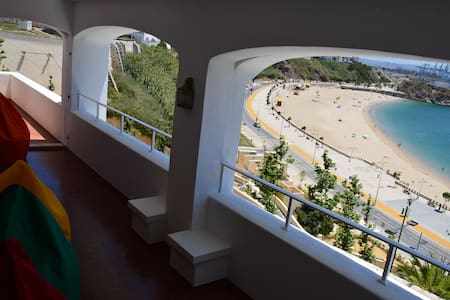 allmar Hostel - sea view - Haus
