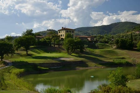 Relax & Golf in Toscana - Monsummano Terme