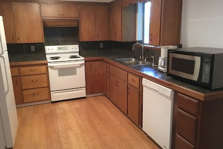 Private full amenities downtown 5mn - House