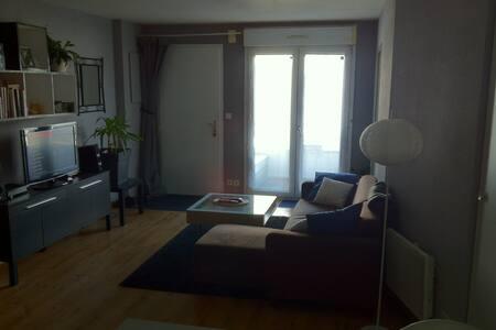 du gout et du calme - La Mézière - Wohnung
