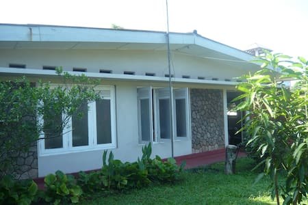 Lovely Detached Bungalow  with AC - Casa