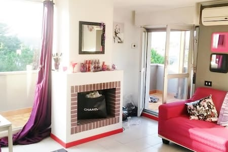 COZY & CUTE ATTIC IN EXCLUSIVE AREA OF ROME €29 - Rome - Apartment
