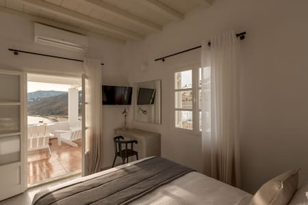 COVA MYKONOS - EXECUTIVE SUITE - Daire