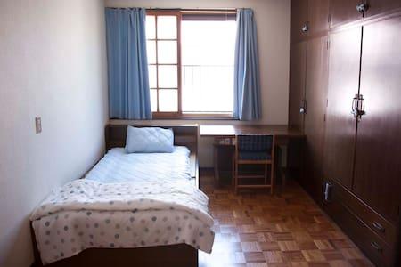 Blue door gusthouse 蓝门之家 Single bed room - Muu
