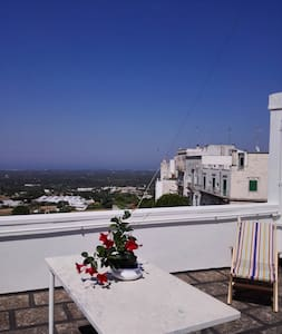 A room with a view - Ostuni - Apartment