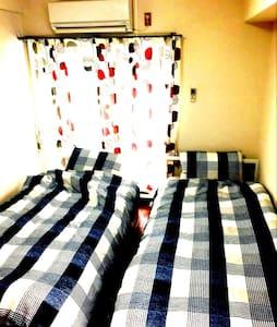 Doutonbori 1min new open!!nanba! - Appartement