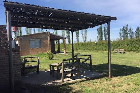 HERMOSAS CABAÑAS EN CUADRO BENEGAS - San Rafael