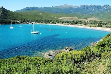 Cap Corse, à 2 min de la plage - Haus