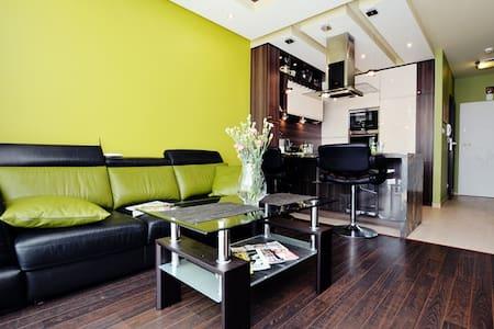 Apartament Bałtyk III 700m od plaży, 4 osoby - Byt