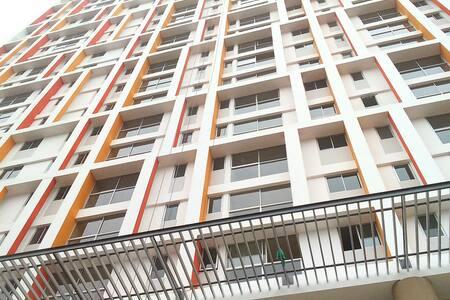 Apartamento independiente en piso 17. - Distrito de Lima - Condominium