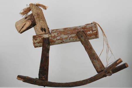 Slapen bij de 'paardenboer' - Waarland